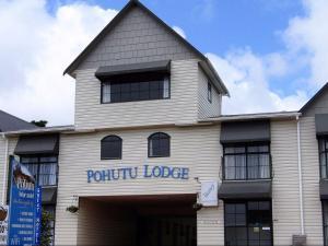 Pohutu Lodge Motel