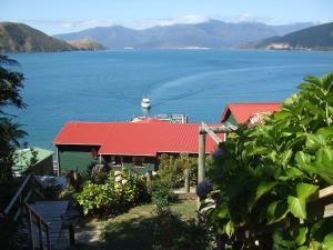 The Lodge At Te Rawa