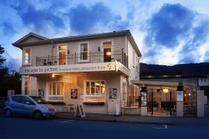 Escape To Picton Boutique Hotel