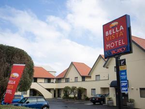 Bella Vista Motel New Plymouth