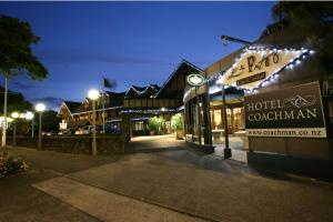 Distinction Coachman Hotel, Palmerston North