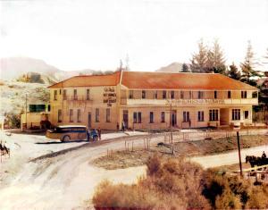 Te Puia Hot Springs Hotel