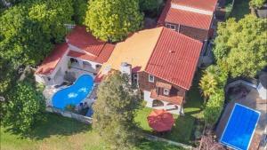 Villa Bush swimming pool