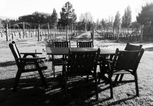'The Crib' on Legacy Vineyard