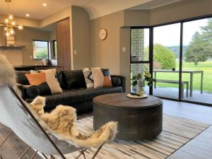 Luxury K-Lodge with Golf course view