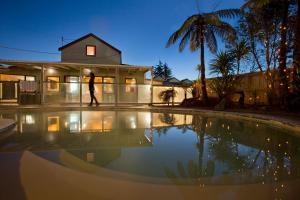 The Backyard Inn Accommodation