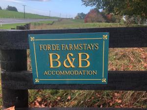 Forde Farmstays