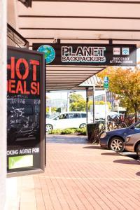 Planet Backpackers Rotorua