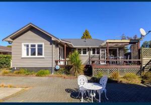 Rotorua sunny house