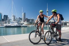 Auckland City Self Guided Bike tour