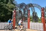 Cycle with Maori