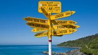Invercargill to Dunedin with Stewart Island Option