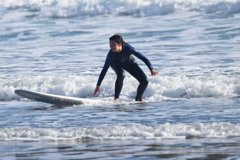 Full-Day One on One Surf Lesson at Piha Beach from Auckland