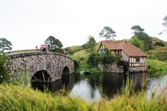 Private All Inclusive Round Trip Auckland to Hobbiton
