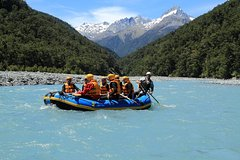 3-Day Landsborough Rafting Tour from Queenstown