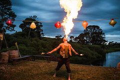 Chinese New Year Evening Celebration at the Hobbiton - Return Trip From Auckland