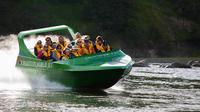 Heli-Jet Combo Tour to Bridge to Nowhere over Whanganui National Park