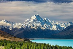 Mount Cook and Southern Alps Discovery with Optional Milford Sound Cruise