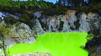 Rotorua Eco Thermal Wonderland Small Group Morning Tour Wai O Tapu Lady Knox Geyser Hot Mud