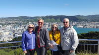 Wellington Shore Excursion: From Cave to Coast Highlights Private Tour