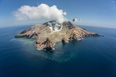 Helicopter White Island & Mount Tarawera Dual Volcano Landing