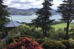 Shore Excursion: Dunedin City Highlights, Coastal Train and Castle Garden