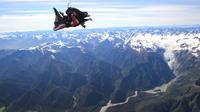 Tandem Skydive 13000ft from Franz Josef