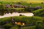 Hobbiton & Waitomo Caves Exclusive Luxury Day Tour From Auckland