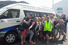Wellington Sightseeing Tour