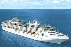 Akaroa Cruise Ship Local Taxi Tour