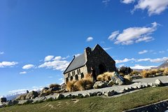 Lake Tekapo from CHCH Private Escorted Tour for up to 5 people