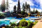Hanmer Springs Geothermal Hot Pools and adventure playground FULL DAY
