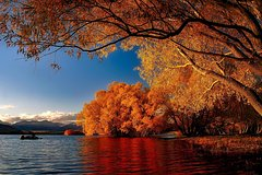 Overnight Luxury Tour - Mt Cook and Lake Tekapo from Christchurch
