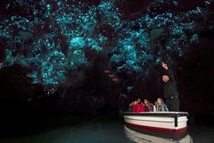 Private Shore Excursion: Waitomo Glow Worm Caves Experience from Tauranga