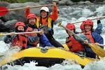 H2OHH White Water Rafting and Jet Boat Combo